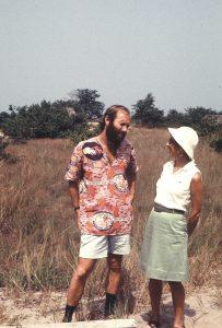 Cole and Scribner in Liberia