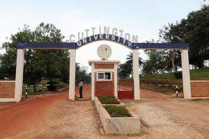 cuttington entrance